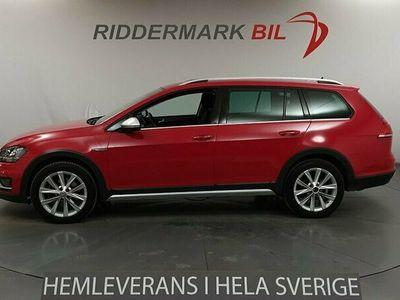 begagnad VW Golf Alltrack 1.8 TSI Sportscombi 4Motion (180hk) Premium