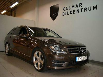 begagnad Mercedes C220 T CDI 4MATIC Plus