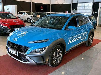 begagnad Hyundai Kona 1.6 GDi 141hk Hybrid 6DCT Advanced