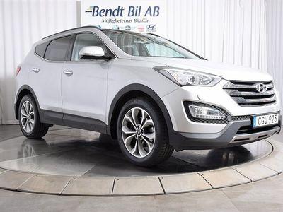 begagnad Hyundai Santa Fe Premium 5 Nyservad 3års garanti