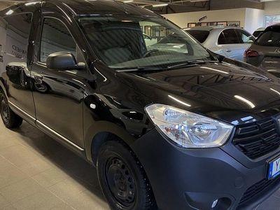begagnad Dacia Dokker 1,5 DCI lågskatt