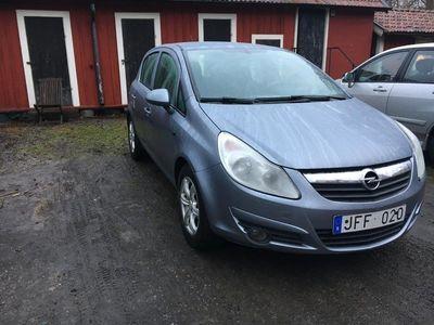 begagnad Opel Corsa 5-dörrar 1.2