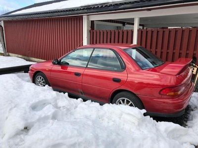 begagnad Subaru Impreza Sedan 2.0