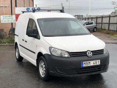 begagnad VW Caddy 1.6 TDI 13000MIL 1-ÄG 1-ÅR G -12