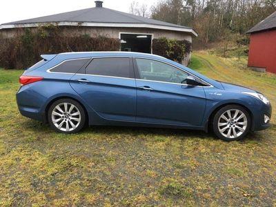 begagnad Hyundai i40 cw 1.7 Premium