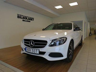 begagnad Mercedes C220 BlueTEC Kombi//Night package//SE Edition