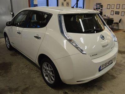 begagnad Nissan Leaf 5dr 109hk -14