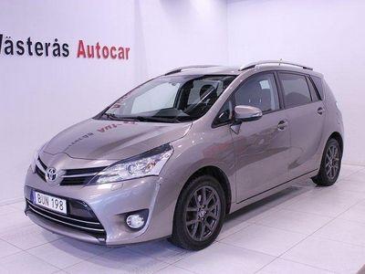 begagnad Toyota Verso 1.8 Euro 6 7-sits 10000 Mil 147hk