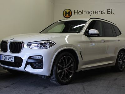 used BMW X3 xDrive20d M-Sport Connected Innovation 20 2018, SUV 557 900 kr