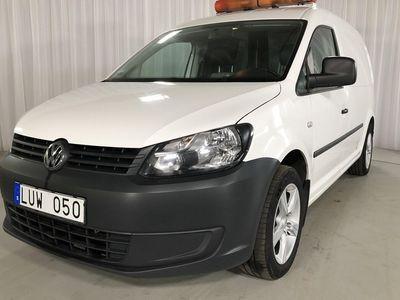 brugt VW Caddy 2.0 TDI Maxi Skåp (140hk)