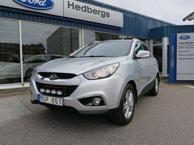 begagnad Hyundai ix35 2,0CRDI-R 184HK