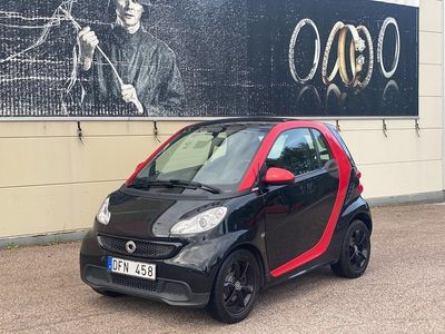begagnad Smart ForTwo Coupé 1.0 mhd Automat+Panorama 71Hk