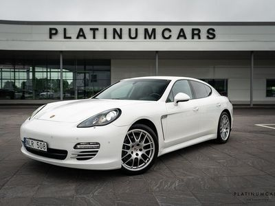 begagnad Porsche Panamera 4 3.6 V6 4 PDK 300hk / SV SÅ -12