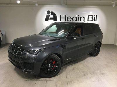 begagnad Land Rover Range Rover Sport PHEV 404 Laddhyb