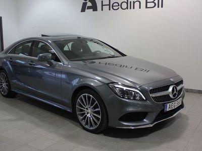 begagnad Mercedes CLS350 350 d 4MATIC COUPÉ