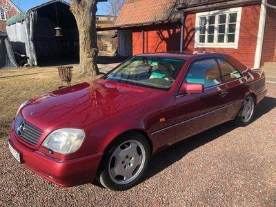 brugt Mercedes 420 cl -95