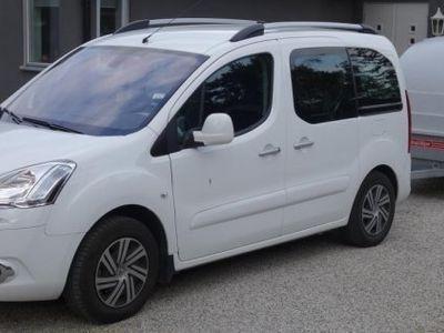 begagnad Citroën Berlingo Family e-HDi 90 steeledition -14