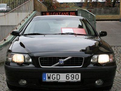 begagnad Volvo S60 2.5T Automat 210hk -04