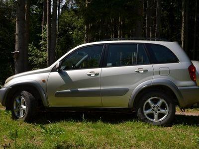 käytetty Toyota RAV4 -03