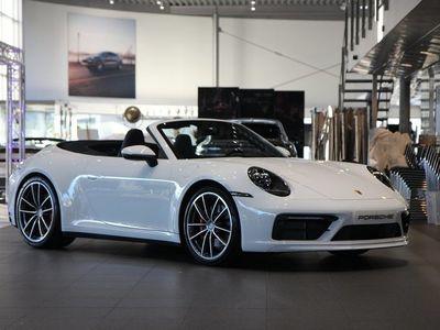 begagnad Porsche 911 Carrera S Cabriolet 911 992 SportDesign