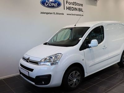 begagnad Citroën Berlingo Van 1.6 Blue Hdi ETG6 99hk