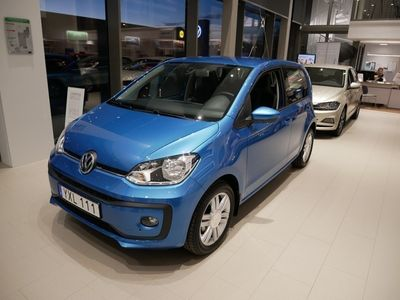 begagnad VW up! up!HIGH 75 HK
