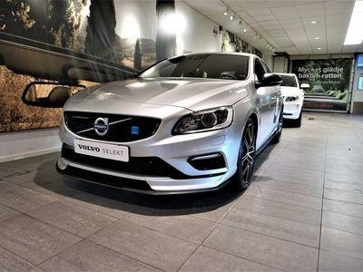 begagnad Volvo V60 Polestar AWD
