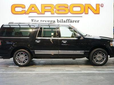 begagnad Lincoln Navigator 5.4 V8 305HK Aut 7-sits