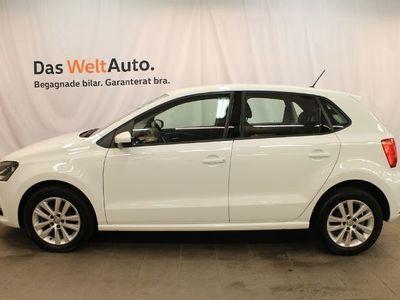 begagnad VW Polo 1.2 90HK