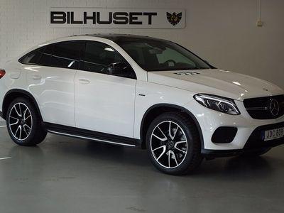 begagnad Mercedes 450 GLE BenzAMG Coupé VÄRMARE 4MATIC Euro 6 2016, SUV 469 900 kr
