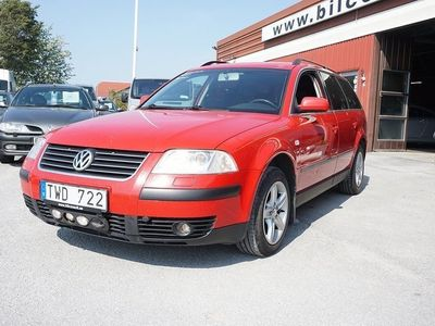 begagnad VW Passat Variant 1.8 T TipTronic 150 -03