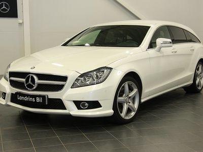 begagnad Mercedes 350 CLS BenzCDI 4MATIC Shooting Brake AMG 2013, Sportkupé 299 000 kr