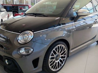begagnad Fiat 500 Abarth ABARTH 595 TURISMO 165HK SERIE 4