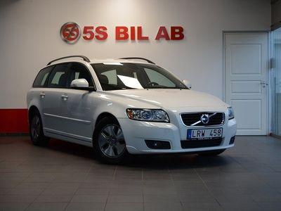 begagnad Volvo V50 D2 DRAG,TELE,VÄRM,115HK