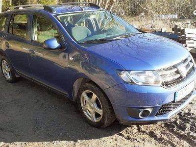 begagnad Dacia Logan