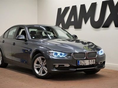 begagnad BMW 320 D | xDrive | Sedan | Steptronic | 184hk |