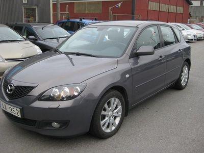 brugt Mazda 3 1,6 HDi ACC/Isof./Farthål./5D/diesel