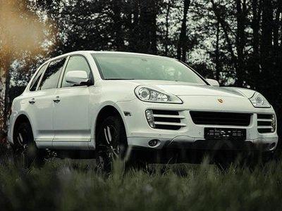 begagnad Porsche Cayenne S 4,8 V8