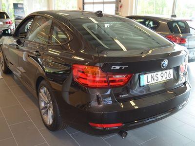 begagnad BMW 320 Gran Turismo d xDrive