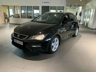 begagnad Seat Leon SC 1.4 TSI 125 FR Sport Kombi 2018, Kombi Pris 179 000 kr