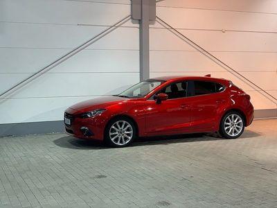 begagnad Mazda 3 2,2 DE Optimum 150 Hk Automat