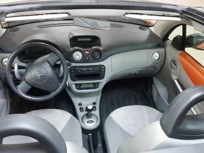 begagnad Citroën C3 Pluriel 1.6 (110hk) -03