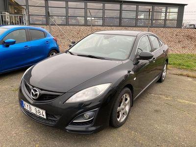 begagnad Mazda 6 Sport 2.2 163hk OBS DUBBELKOMMANDO