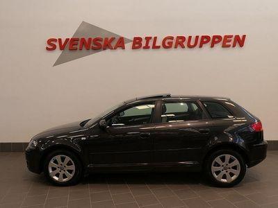 begagnad Audi A3 Sportback 1.6 Aut Panorama Pdc S+V hjul