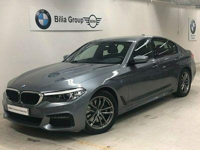 begagnad BMW 530 i xDrive Sedan Aut M-Sport | Drag | Navi | Kupevärmare
