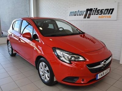begagnad Opel Corsa Enjoy 1.4 90hk Premiumpaket/Motorvärmare