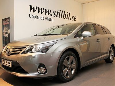 begagnad Toyota Avensis Edition50 1.8 (147hk)