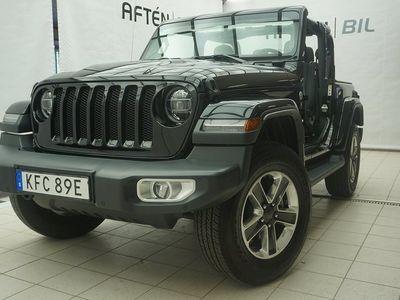 begagnad Jeep Wrangler Sahara 2.0T AT8 4WD
