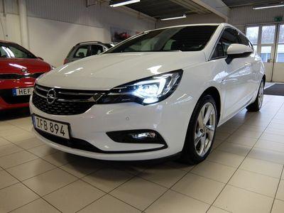 begagnad Opel Astra Dynamic 5d 1,4 T 125 hk