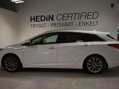 begagnad Hyundai i40 KOMBI